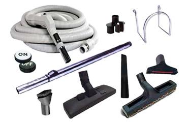 Accessoires pour aspirateur centralisé