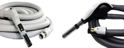 Flexibles pour aspirateur centralisé